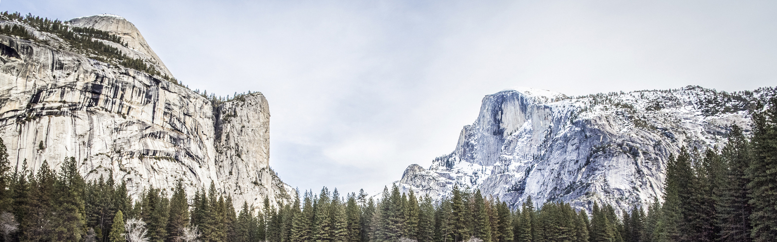 Yosemite National Park Winter 2019
